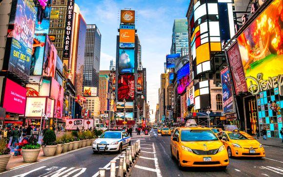 Storico edifico Art Decò 4* a Times Square