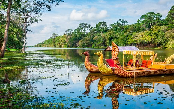 Offerta 2 - Itinerario di 10 notti - Estensione a Siem Reap in Cambogia