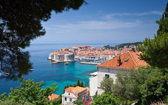 Grand Hotel Park Dubrovnik 4* & Aminess Lume Hotel 4*
