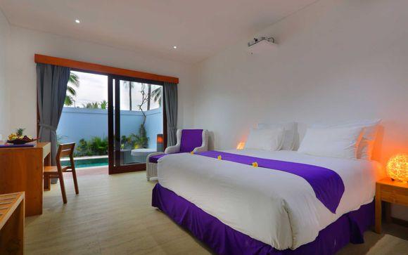 Lombok - Anema Wellness & Resort Gili Lombok 5*