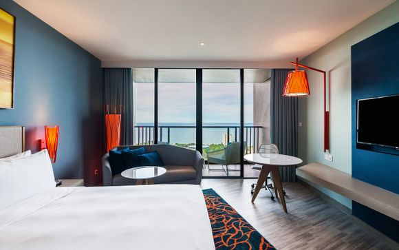 Soggiorno Mare - Holiday Inn Vana Nava 4*