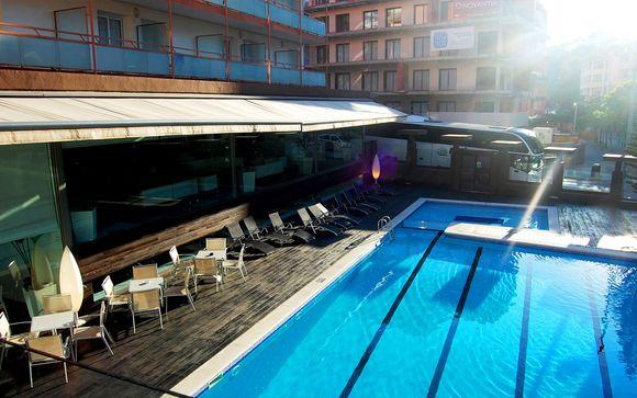 L'Hotel Mariner 4*