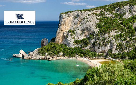 Budoni Beach Hotel + Traghetto Grimaldi Lines