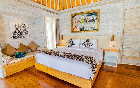 Nusa Penida - Angkal Resort Penida 4*