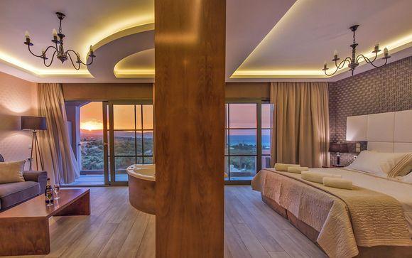 Elegance Luxury Executive Suites 5*
