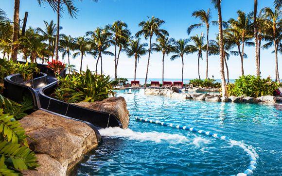 HONOLULU - Sheraton Waikiki Hotel 4*