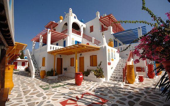 Mykonos - Hotel Sun of Mykonos
