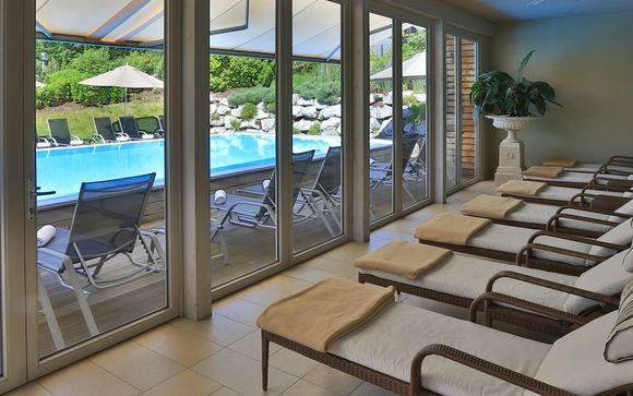 Lindner Parkhotel & Spa Oberstaufen 4*