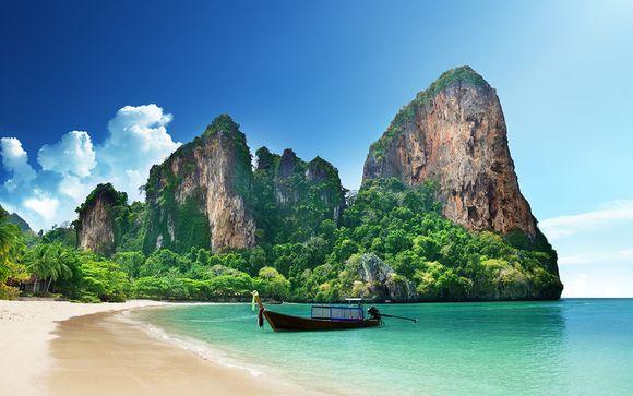 Welkom in Thailand