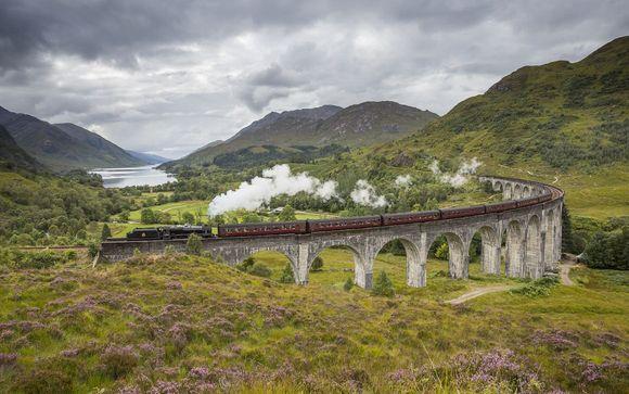 Welkom in Schotland...