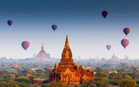Welkom in...Myanmar