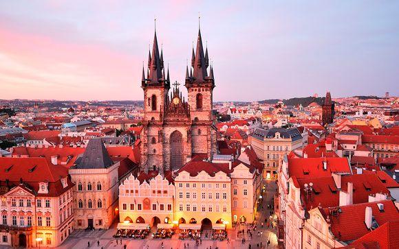 Welkom in...Praag, Oude Stad