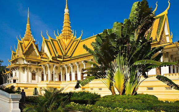 Welkom in Cambodja
