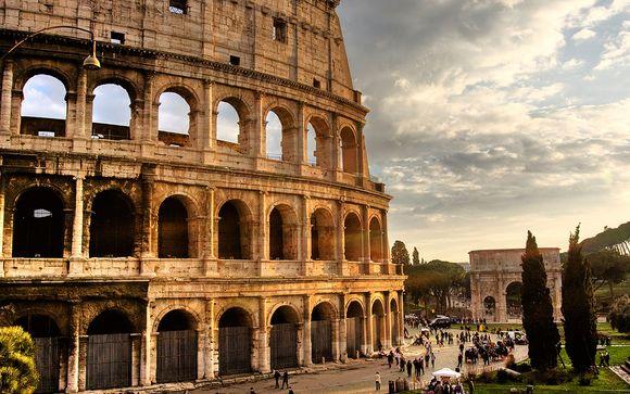 Welkom in...Rome, Historisch centrum