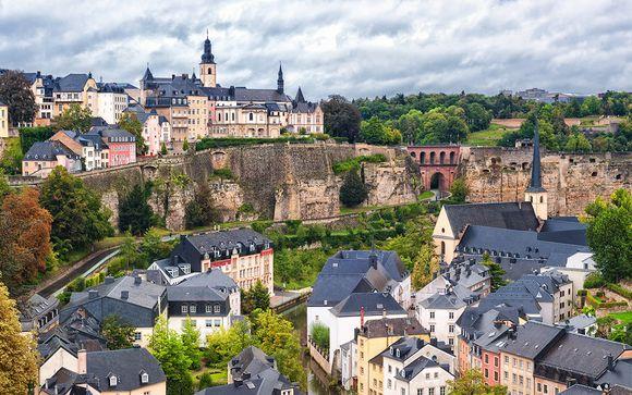 Welkom in... Luxemburg