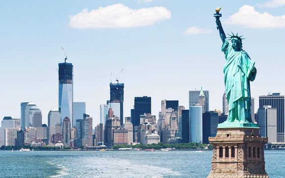 Welkom in... New York!