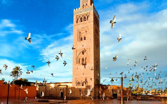 Welkom in Marrakech...