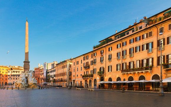 Welkom in... Rome!
