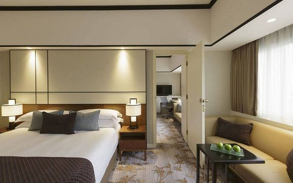 Mandarin Orchard Hotel Singapore 5*