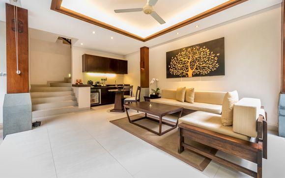 Tanadewa Luxury Villas & Spa 4*