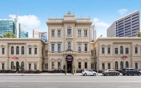 Uw hotel in Adelaide