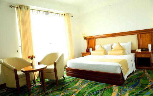 Uw hotels tijdens de rondreis