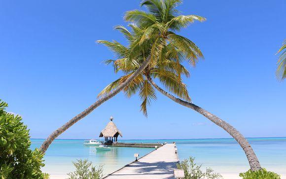 Welkom in de Malediven