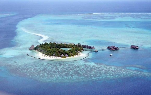 Welkom op... de Malediven