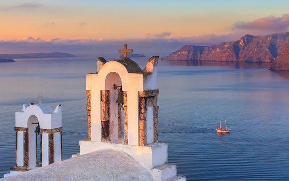 Welkom op...Santorini