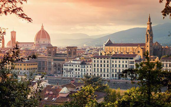 Welkom in...Toscane