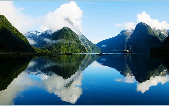 Extra opties in Nieuw-Zeeland