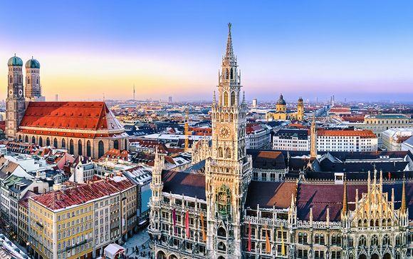 Welkom in... München