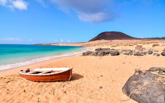 Welkom op... Lanzarote