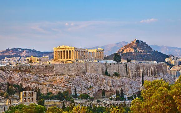 Welkom in... Athene