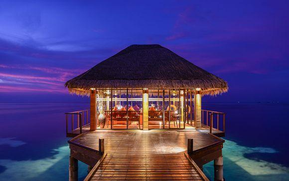Uw strandverblijf in de Malediven