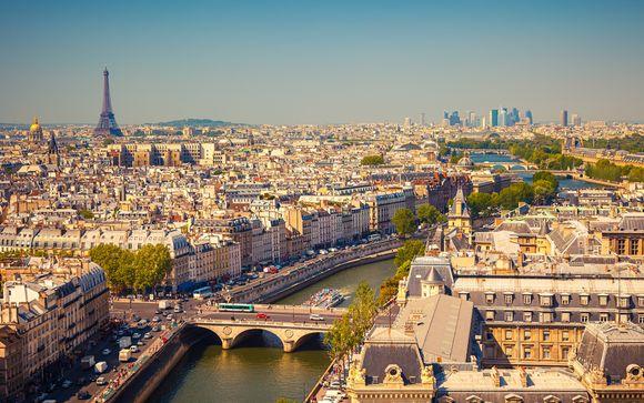 Welkom in...Parijs!