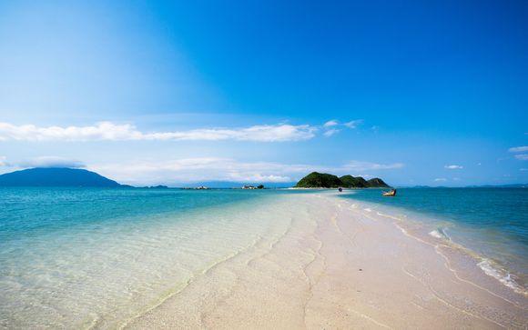 Uw optioneel strandverblijf