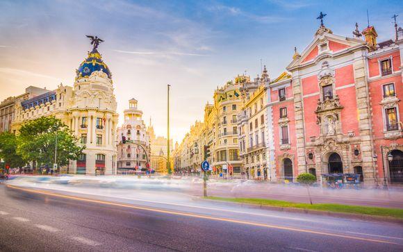 Welkom in ... Madrid