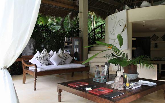 Mathis Retreat 4* in Ubud