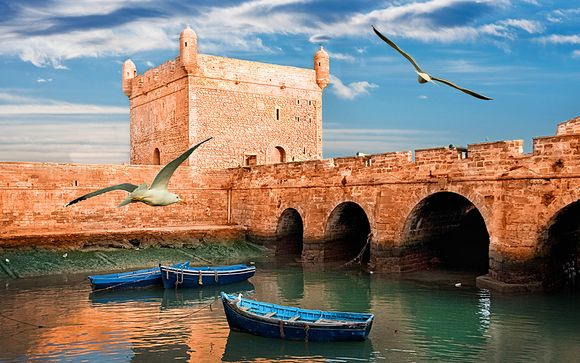Welkom in... Essaouira