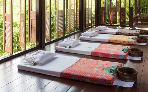 Khao Lak Bhandari Resort & Spa 4*