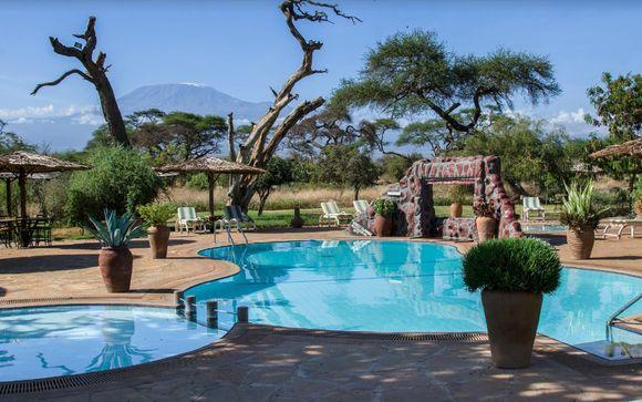 Uw hotels tijdens uw safari