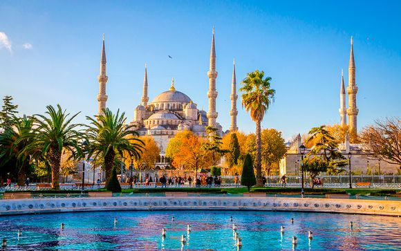 Welkom in ... Istanbul