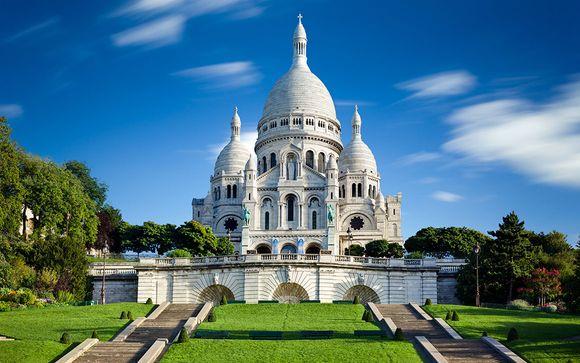Welkom in ... Parijs!