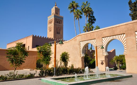 Welkom in ... Marrakech!