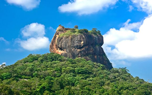 Extra opties in Sri Lanka