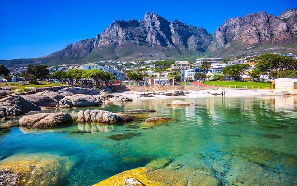Welkom in ... Kaapstad!