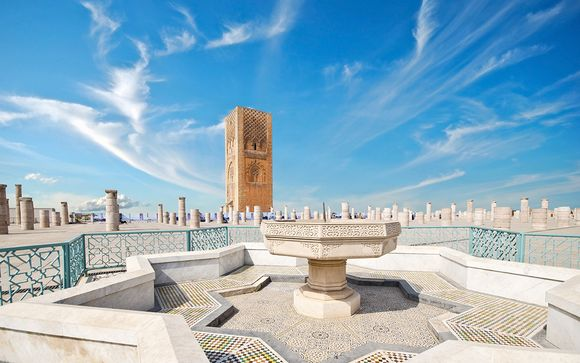 Welkom in... Rabat
