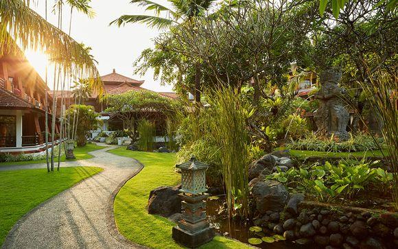 Hotel Sol Beach House Bali Benoa 5*