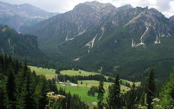 Welkom in... Val di Braies